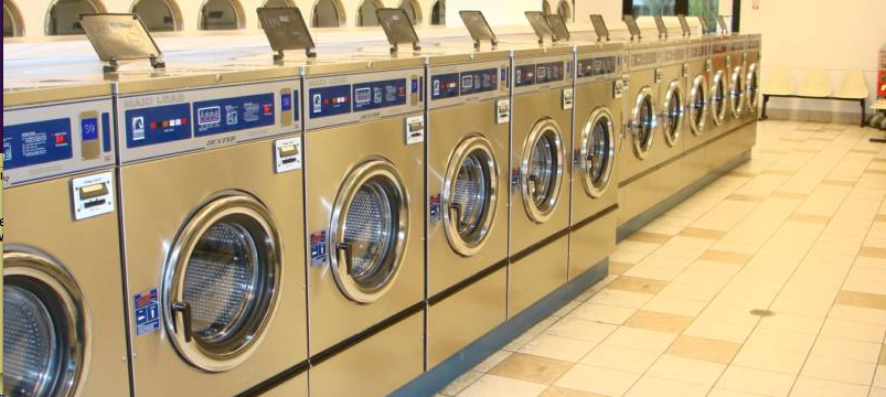 ONE LEG AT A TIME: A Guide To Your Friendly Neighborhood Laundromat